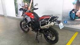 2014 BMW F 800 Gs for sale