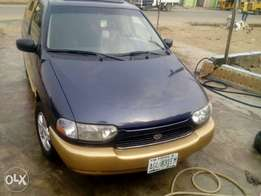 Nissan Quest 2002 model for sell for a serious buyer
