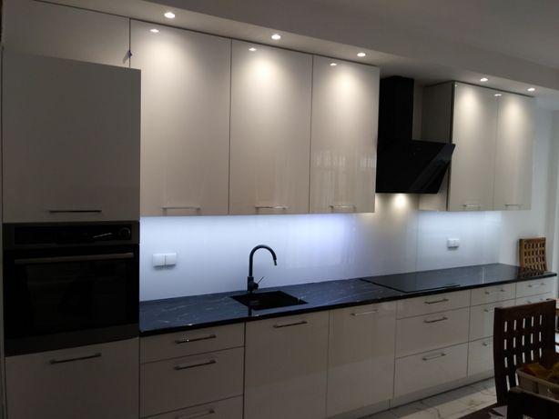 Szkło W Kuchni Kabiny I Parawany Prysznicowe Lustra