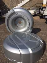 Ford Everest Spare Tire Cover