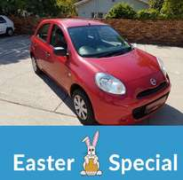 2015 Nissan Micra 1.2 Visia + Audio - Easter SPECIAL