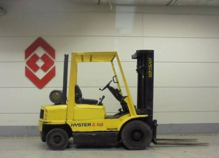 Hyster H2.50XM - 1998