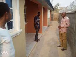 A Hilltop Single room self contain available for Rent in Lokoja