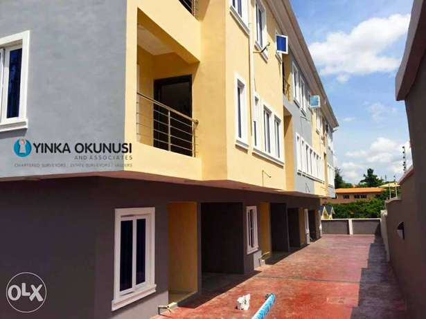 Newly 4bedrooms Terrance duplex for sale at Omole phase1 Ojodu - image 5