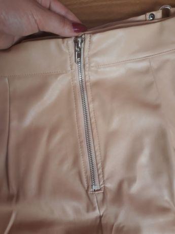 71356c4022c5 Кожаная юбка zara юпка шкіряна спідниця карандаш с молнией кожа: 300 ...
