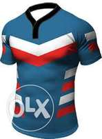 Rugby wears and other sport kits