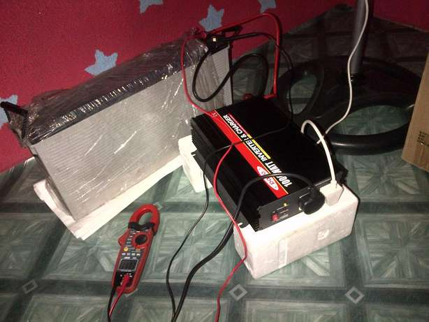 1000Watts/1.250KVA Inverter low Cost and Reliable Lagos Mainland - image 2