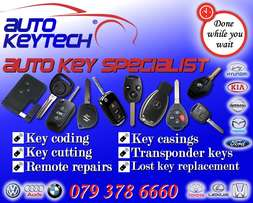Is your car key lost broken or need a spare key
