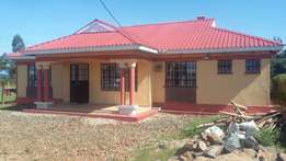 Newly built 3B/R Hse for Sale in KITALE Town