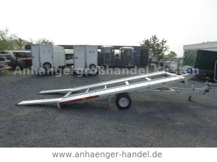 TEMA Car Keeper 3612 kippbar 367x200cm 1,5 t VORRAT - 2019