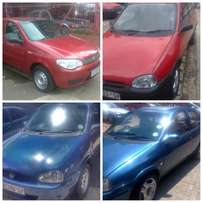 Opel Corsa lites 3 in stock R26999 upwards.