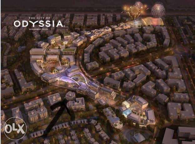 Apartment for sale in The City Of Odyssia