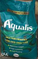 Aqualis fish feed