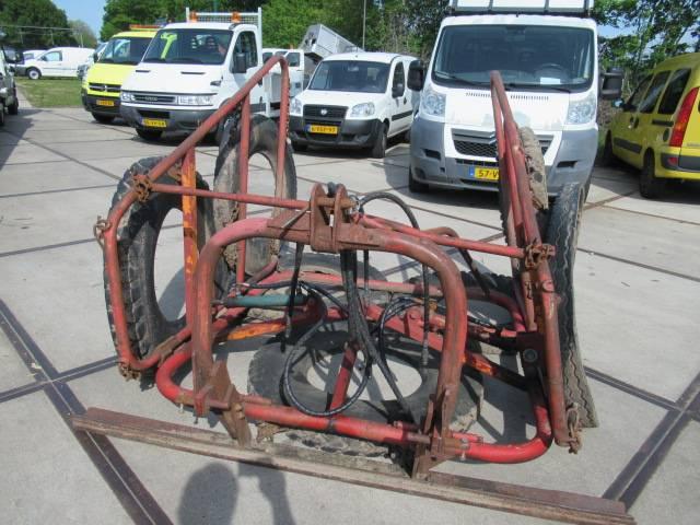 PZ Bandensleep Hydraulisch - 2005