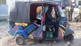 Piaggio diesel tuk tuk. Call for more information