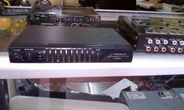 Pioneer 9 band graphic Equalizer EQ4500