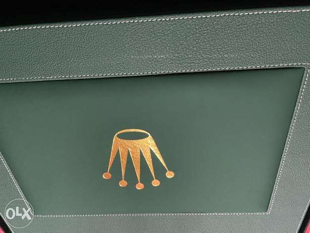 Rolex watch bag