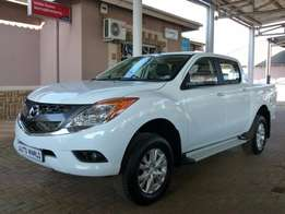 2015 Mazda BT-50 2.2 TDI H/Power SLE R289 900