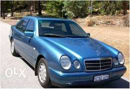 Neat Mercedes Benz E240 Automatic for sell