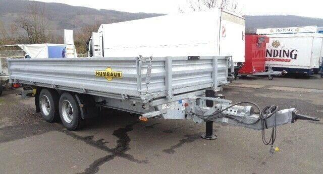 Humbaur HTK 105024 Rampen, überfahrbar, sofort verfügbar - 2019