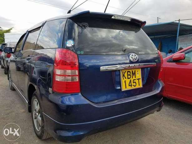 Toyota wish extremely clean. Buy and drive Embakasi - image 3