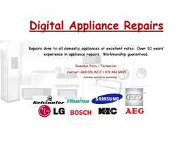 Digital Appliance Repairs