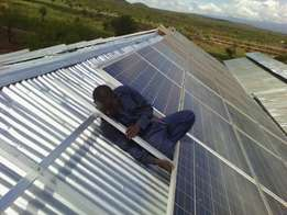 solar panels supply from 250 watts