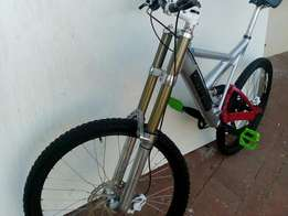 Cannondale downhill bike for sale