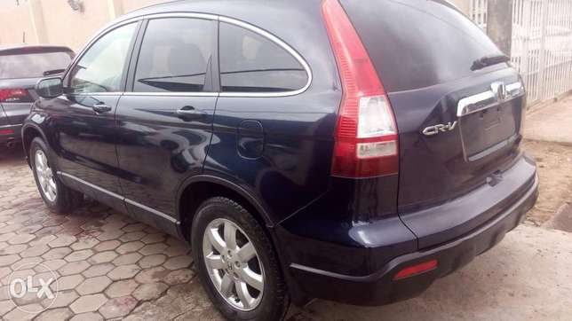 Niger used Honda CRV 2008 Good condition Ikeja - image 1