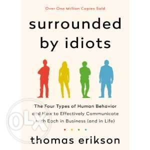 Self Help || surrounded by idiots