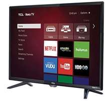 TCL 32' smart tv