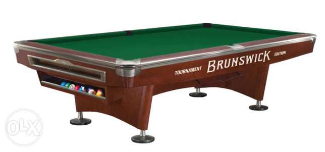 Brunswick Gold Crown V