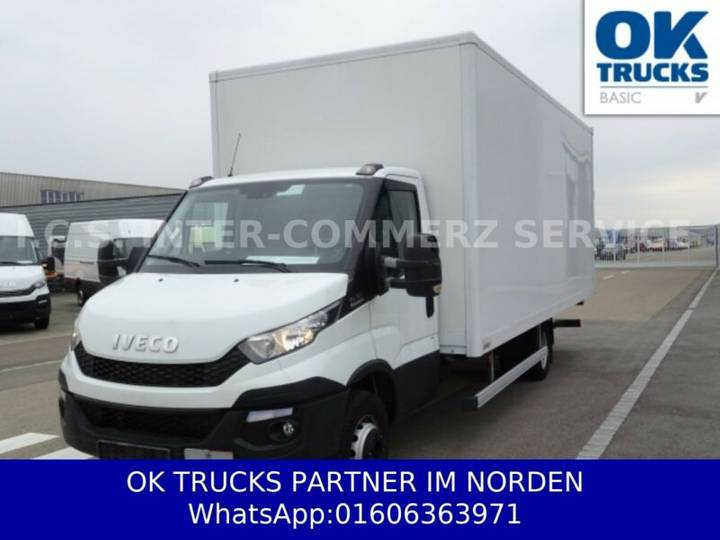 Iveco Daily 70C17A8/P Koffer/LBW Klima RATE 480,-€ - 2016