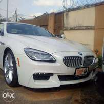 BMW 650i 2016 Model (Tokunbo)