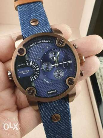 Diesel Bronze Watch