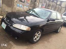 Nissan sentra 2004, first body with sound engine