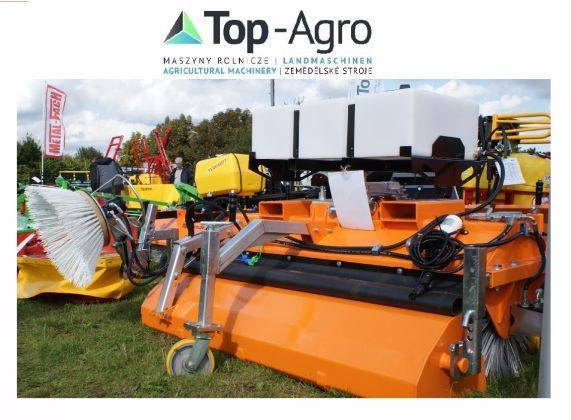 Top-Agro Heavy Duty Professional Sweeper 1,8m - 2019