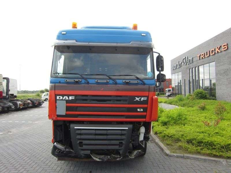DAF XF 105/410 Spacecab Low-Deck !!!!!!!!! - 2008 - image 6