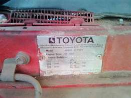 Toyota Corolla or Conquest body wanted