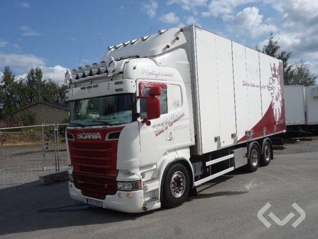 Scania R560LB 6x2 Box (side doors) - 14 - 2019