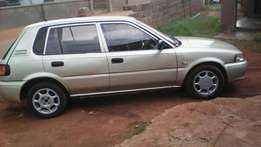 toyota tazz for sale R12000