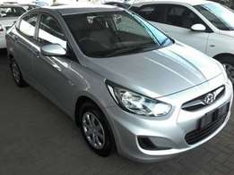 2012 Hyundai Accent 1.6 Gl for sale