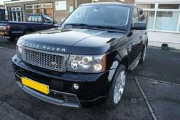 Range rover sports brand new car