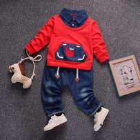 Preorder clothing 2pcs sets for baby boys