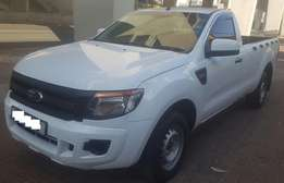 2015 Ford Ranger 2.2TDCi Single Cab