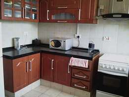 kileleshwa 3 bedroom fully furnished apartment to let 150k
