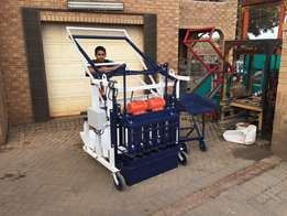 New 6 Drop Latest Design 6 inch M140 Block Making Machines For Sale