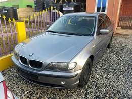 A neat bmw 318i 2005 model for sale