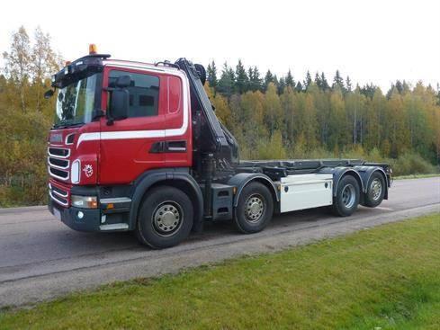 Scania G480 - 2011