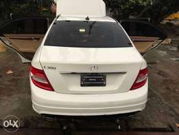 Fresh From Port Mad Clean Toks 2009 Mercedes Benz C300 For Sale #6M